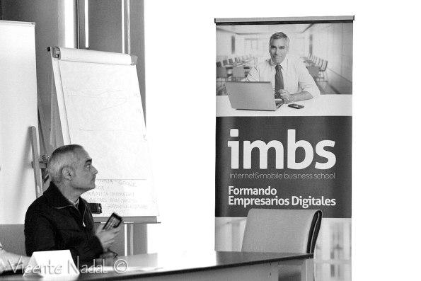 Presentación #imbs_vlc en la UPV